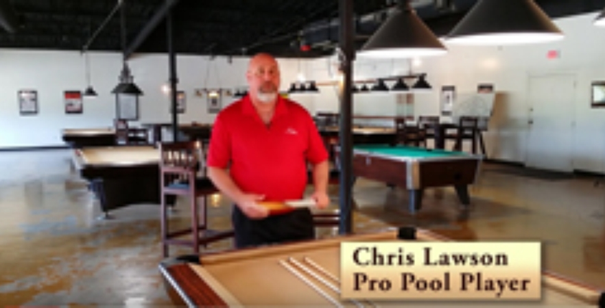 Chris Lawson Discussing Meucci 'The Pro' Shaft, Pogo Jump & Meucci Break Cue
